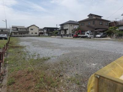 【外観】川越市上寺山 売地 全4区画 R3-B