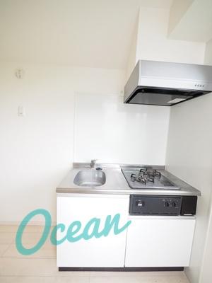 【キッチン】エスペランサ北小岩