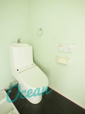 【トイレ】エスペランサ北小岩