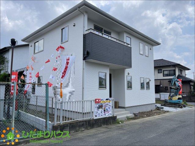 【完成予想図】加須市三俣 1期 新築一戸建て 01
