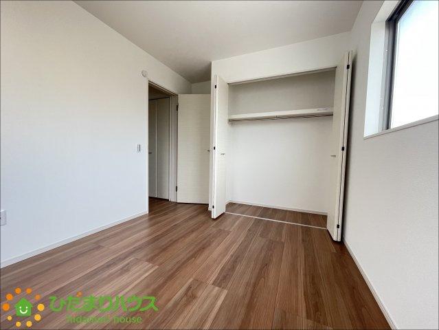 収納機能が充実しているので、新しく家具を買わずに済みそうですね♪