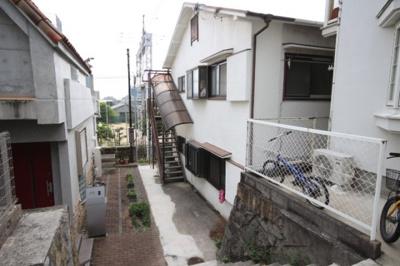 【外観】ハイツ本山北町