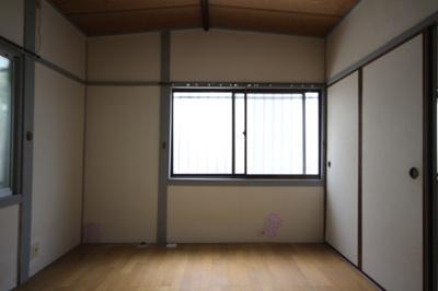 【居間・リビング】ハイツ本山北町