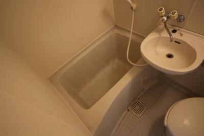 【浴室】ハイツ本山北町