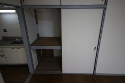 【収納】ハイツ本山北町