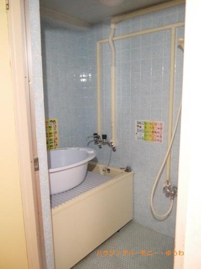 【浴室】キャニオンマンションあずさわ