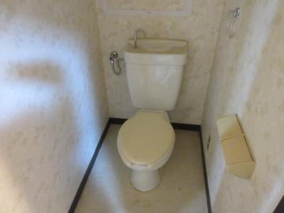 【トイレ】四条大宮グランドコーポ