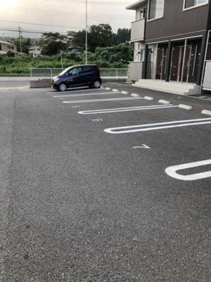 【駐車場】ボヌールSATOU