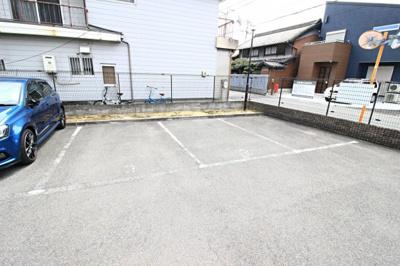 ★駐車場★