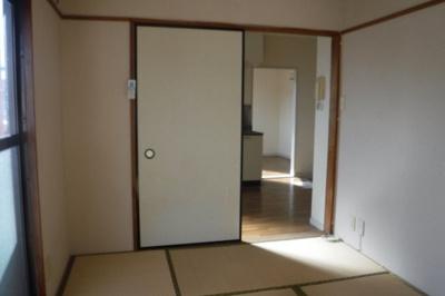 【寝室】オリエントスポット