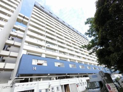 総戸数264戸、昭和50年10月築、管理人は自主勤務につき管理費を安く抑えられます。