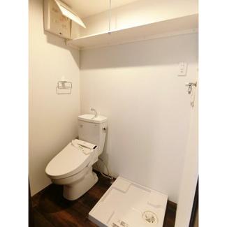 【トイレ】バークレーン中延