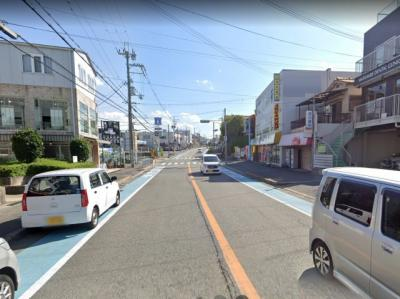 【周辺】ロードサイド事務所店舗 約31坪