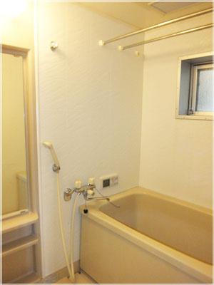 【浴室】リベラス21 9棟