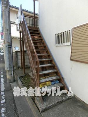 【エントランス】竹荘