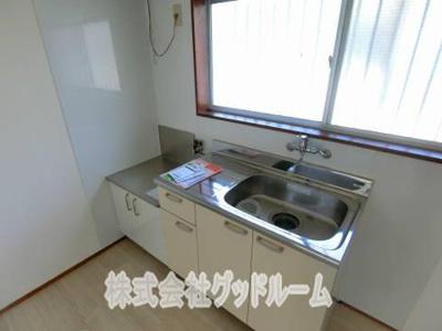 【キッチン】竹荘