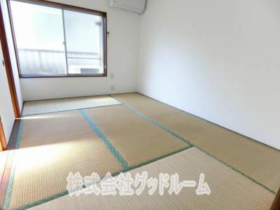 【居間・リビング】竹荘