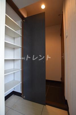 【玄関】シーアイマンション浅草橋