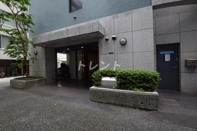 【エントランス】シーアイマンション浅草橋