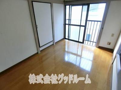 【居間・リビング】コーポ橋本