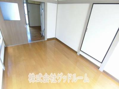 【寝室】コーポ橋本