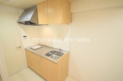 【キッチン】TOYOTOMI STAY Premium梅田西Ⅱ