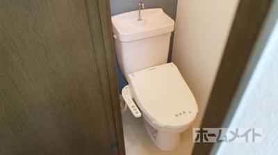 【トイレ】グランディー高槻