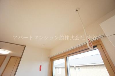 【設備】ハイツ・クレール坂東B