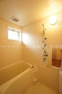 【浴室】ハイツ・クレール坂東B
