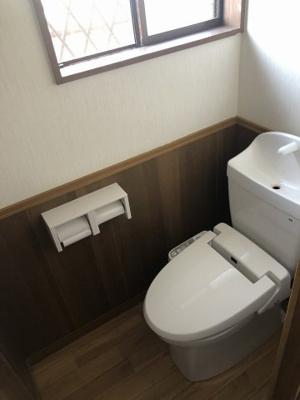 【トイレ】小野市高山町中古戸建