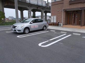【駐車場】Viola弐番館