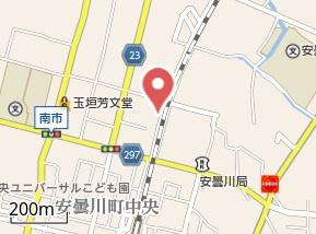 【地図】Viola弐番館