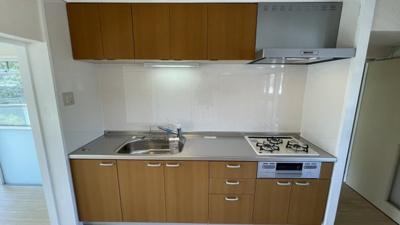 使いやすいキッチンです。
