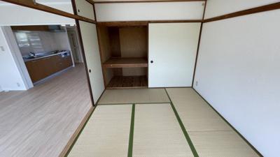 和室があれば、来客や子供用のスペースとして活躍します。