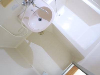 【浴室】コーポえびす