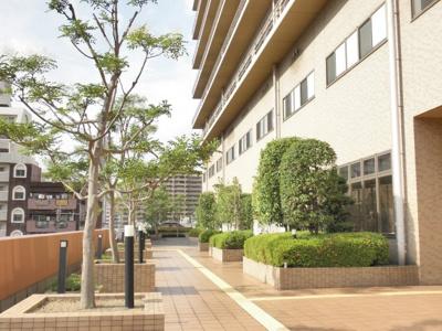 【外観】メディックス三萩野レジデンシャルタワー