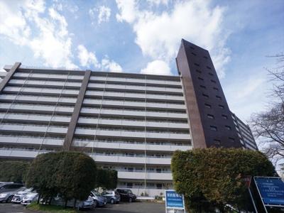 【外観】烏山南住宅 1号棟 11階