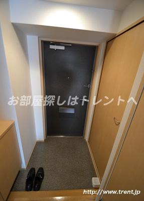 【玄関】ベジフル北新宿弐番館