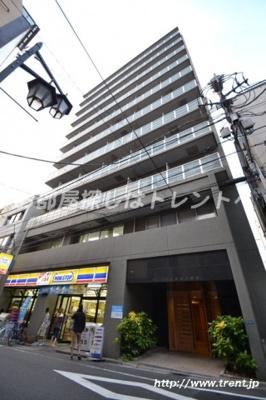 【外観】ベジフル北新宿弐番館