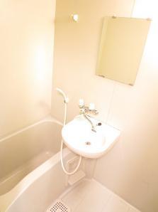 【浴室】ハイツクレセント