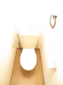 【トイレ】ハイツクレセント
