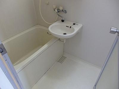 【浴室】グランパラッツォ