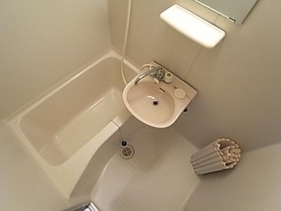 【浴室】白蘭マンション