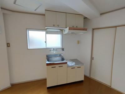【キッチン】エクセレンス池田