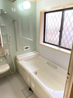 【浴室】千葉市中央区登戸 中古一戸建て 千葉駅