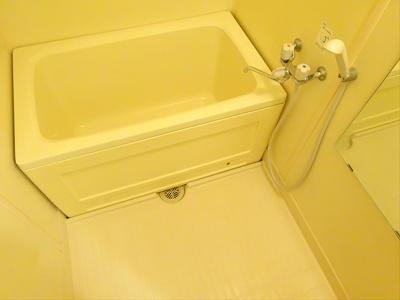 【浴室】ヤマザキハウス