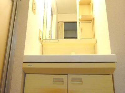 【独立洗面台】ヤマザキハウス