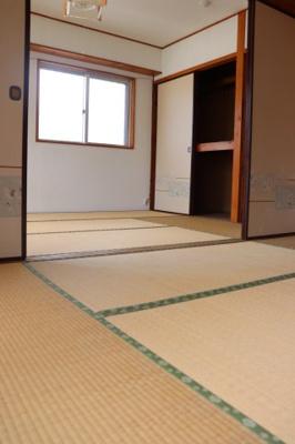 【和室】丸栄アパート