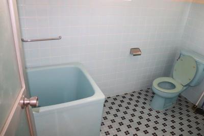 【浴室】丸栄アパート