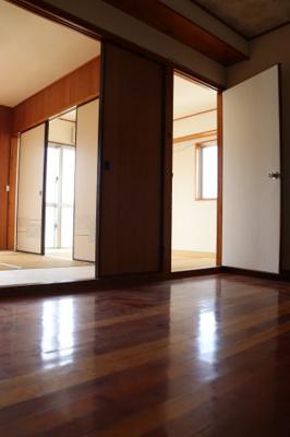 【洋室】丸栄アパート